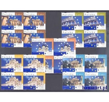 Znaczek Polska 2006 Mi 4284-4288 Fi 4121-4125 Czyste **