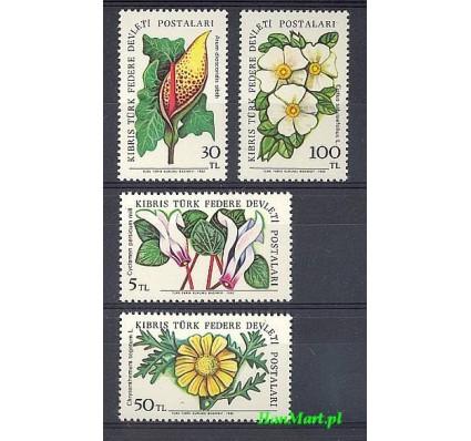 Cypr Północny 1982 Mi 110-113 Czyste **