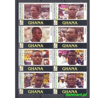 Ghana 2006 Mi 3847-3854 Czyste **