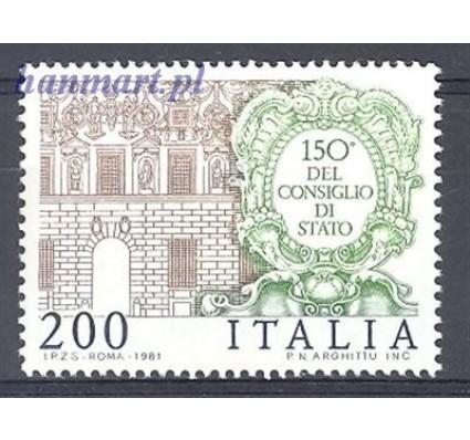 Włochy 1981 Mi 1769 Czyste **