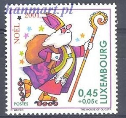 Znaczek Luksemburg 2001 Mi 1553 Czyste **