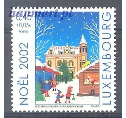 Znaczek Luksemburg 2002 Mi 1592 Czyste **