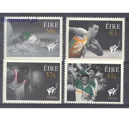 Irlandia 2003 Mi 1502-1505 Czyste **