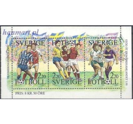 Szwecja 1988 Mi h-blatt 161 Czyste **