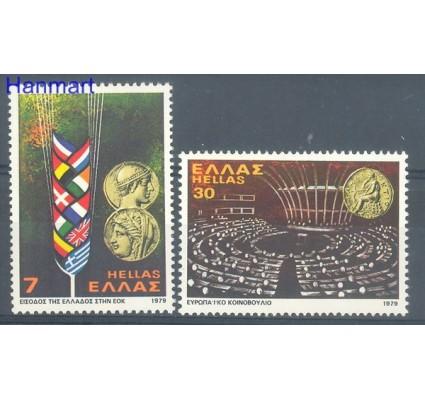 Grecja 1979 Mi 1360-1361 Czyste **