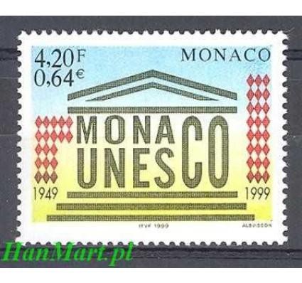 Monako 1999 Mi 2465 Czyste **