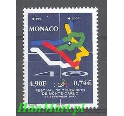 Monako 2000 Mi 2481 Czyste **