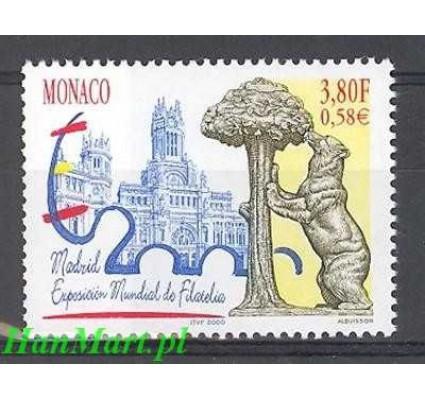 Monako 2000 Mi 2519 Czyste **