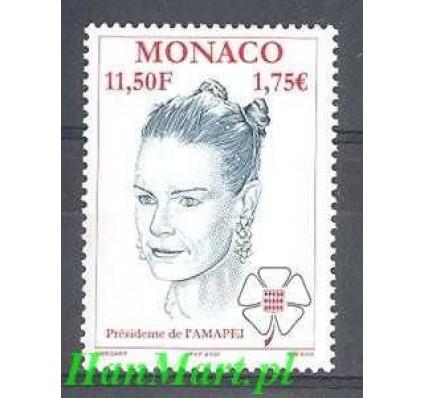Monako 2000 Mi 2526 Czyste **