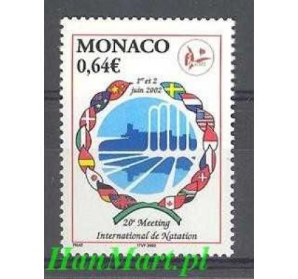 Monako 2002 Mi 2599 Czyste **