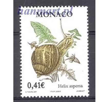 Znaczek Monako 2002 Mi 2631 Czyste **