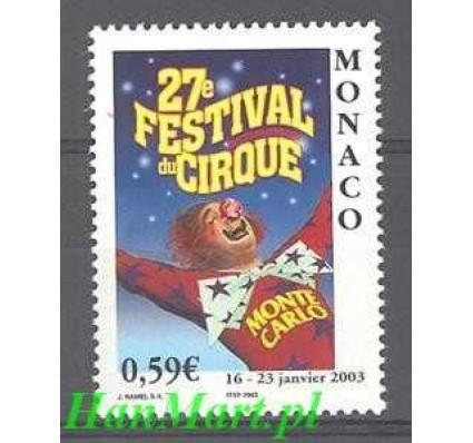 Monako 2003 Mi 2636 Czyste **