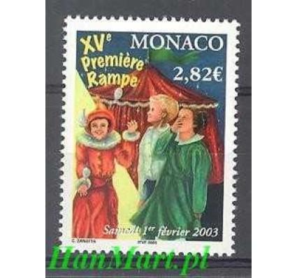 Monako 2003 Mi 2637 Czyste **