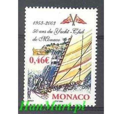 Znaczek Monako 2003 Mi 2639 Czyste **