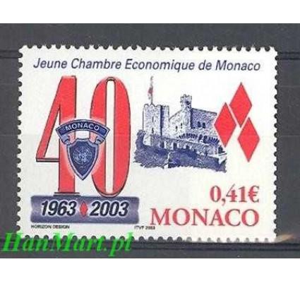 Monako 2003 Mi 2643 Czyste **
