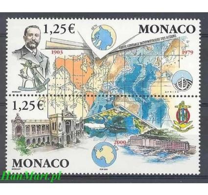 Znaczek Monako 2003 Mi 2645-2646 Czyste **