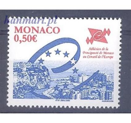 Monako 2004 Mi 2714 Czyste **