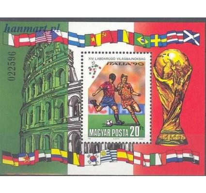 Węgry 1990 Mi bl 210 Czyste **