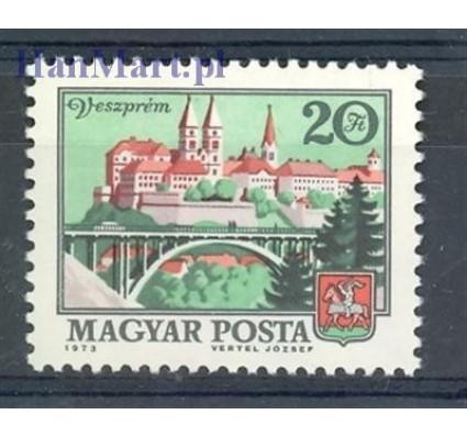 Znaczek Węgry 1973 Mi 2916 Czyste **