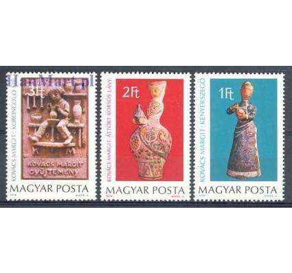 Węgry 1978 Mi 3323-3325 Czyste **