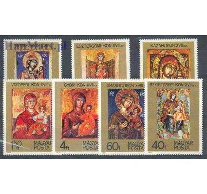Znaczek Węgry 1975 Mi 3081-3087 Czyste **