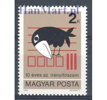 Węgry 1983 Mi 3596 Czyste **