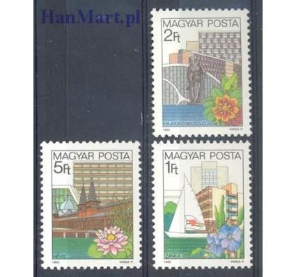 Znaczek Węgry 1983 Mi 3647-3649 Czyste **