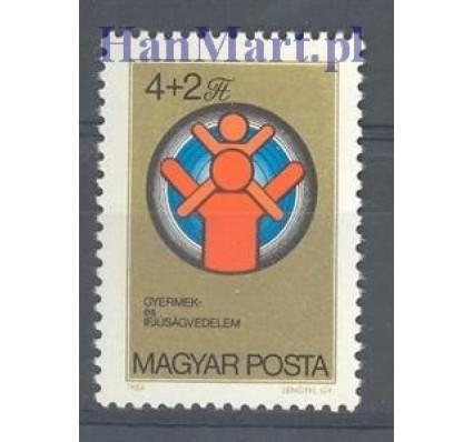 Znaczek Węgry 1984 Mi 3669 Czyste **
