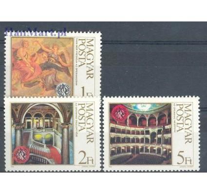 Węgry 1984 Mi 3697-3699 Czyste **