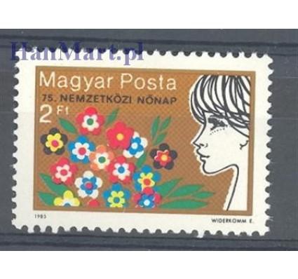 Znaczek Węgry 1985 Mi 3742 Czyste **