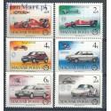Węgry 1986 Mi 3828-3833 Czyste **