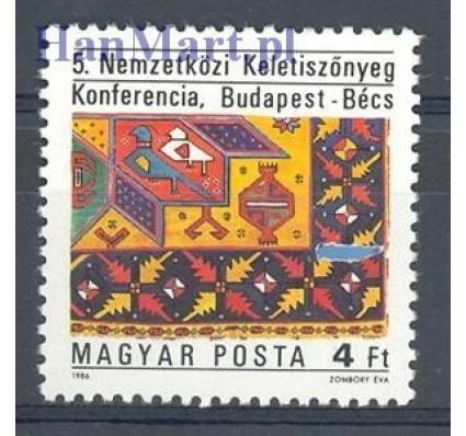Węgry 1986 Mi 3840 Czyste **