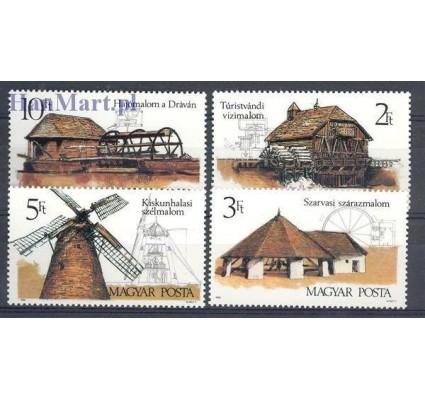 Węgry 1989 Mi 4028-4031 Czyste **