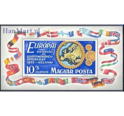 Węgry 1975 Mi bl 113 Czyste **