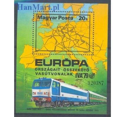 Węgry 1979 Mi bl 137 Czyste **