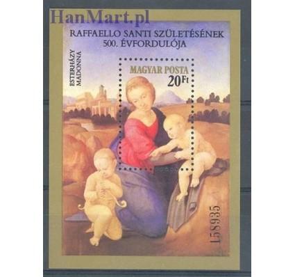Znaczek Węgry 1983 Mi bl 164 Czyste **