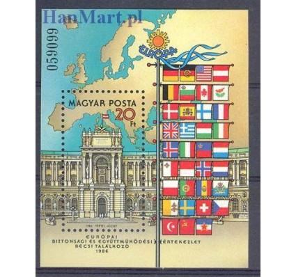 Węgry 1986 Mi bl 187 Czyste **