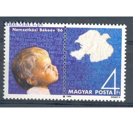 Węgry 1986 Mi zf 3843 Czyste **