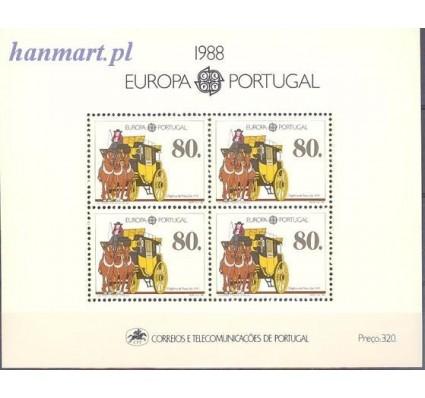 Portugalia 1988 Mi bl 57 Czyste **