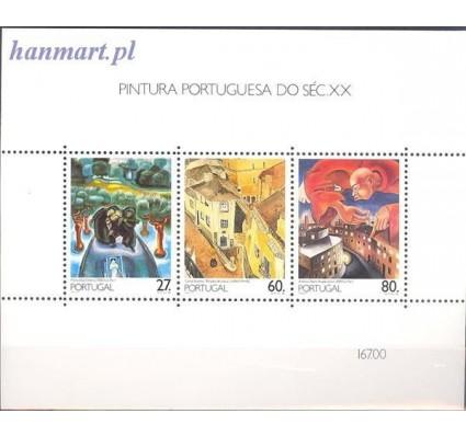 Znaczek Portugalia 1988 Mi bl 61 Czyste **
