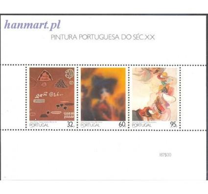 Portugalia 1990 Mi bl 70 Czyste **