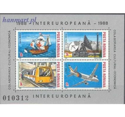 Znaczek Rumunia 1988 Mi bl 240 Czyste **