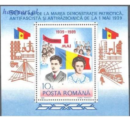 Rumunia 1989 Mi bl 252 Czyste **