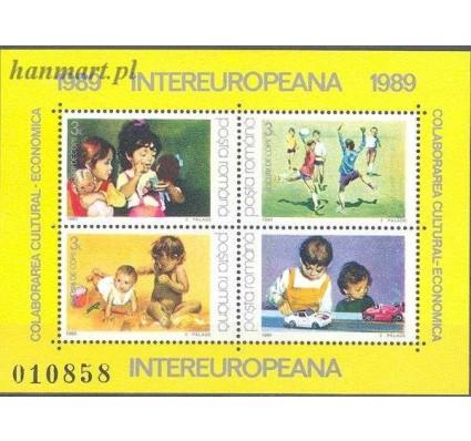 Rumunia 1989 Mi bl 254 Czyste **