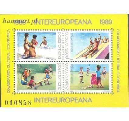 Rumunia 1989 Mi bl 255 Czyste **