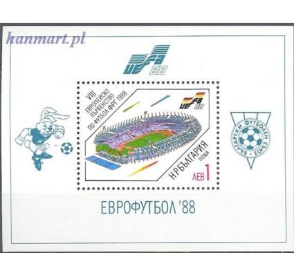 Bułgaria 1988 Mi bl 178 Czyste **