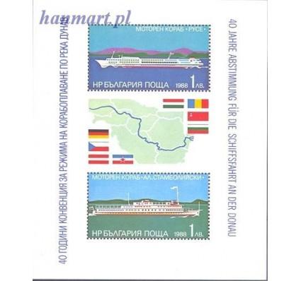 Bułgaria 1988 Mi bl 181 Czyste **