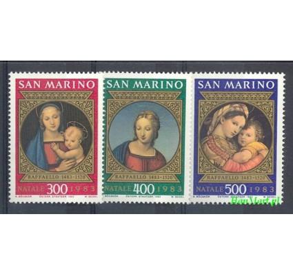 Znaczek San Marino 1983 Mi 1288-1290 Czyste **