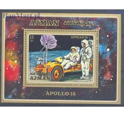 Ajman / Adżman 1971 Mi bl 279 Czyste **