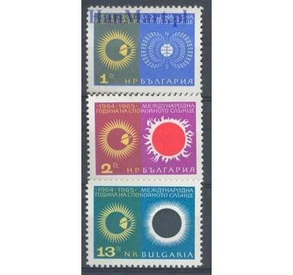 Bułgaria 1965 Mi 1589-1591 Czyste **